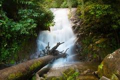 Siribhumi vattenfall royaltyfri foto