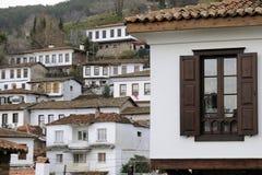 Sirince Dorf Lizenzfreies Stockbild