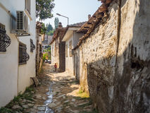 Sirince Greek village in Turkey. Stock Photography
