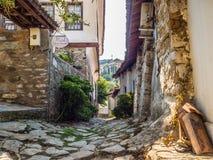 Sirince Greek village in Turkey. Stock Images