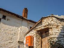 Sirince Greek village in Turkey. Royalty Free Stock Photo