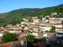 Sirince village Stock Photography