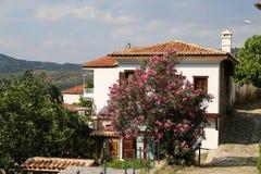 Sirince Village in Izmir, Turkey Royalty Free Stock Image