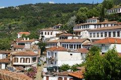 Sirince Village in Izmir, Turkey Stock Photography