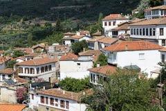 Sirince Village in Izmir, Turkey Stock Photo