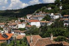 Sirince Village in Izmir, Turkey Stock Images