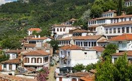 Sirince Village in Izmir, Turkey Royalty Free Stock Photography