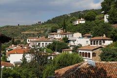 Sirincedorp in Izmir, Turkije royalty-vrije stock afbeeldingen