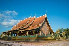 Sirindhorn Wararam Phu Prao Temple Stock Images