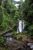 Siriphum-Wasserfall Lizenzfreies Stockbild