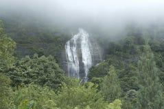Siriphum waterfall 1. Royalty Free Stock Photo