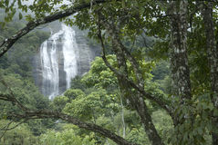 Siriphum waterfall 3. Stock Images