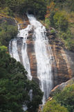 Siriphum waterfall. The famous waterfall in doi in thanon, chiangmai Stock Image