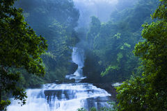 Siripoom Waterfall Stock Images
