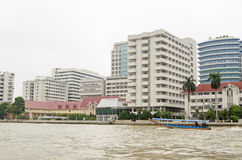 Siriraj Hospital, Bangkok Stock Images