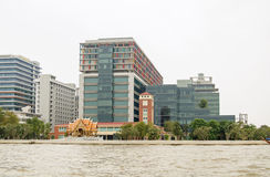 Siriraj Hospital, Bangkok Royalty Free Stock Images