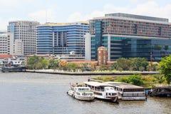 Siriraj hospital is the first hospital and medical shool in Thai. Bangkok - February 21, 2015: Siriraj hospital is the first hospital and medical school in Stock Photos