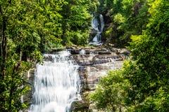 Sirithan-Wasserfall chiangmai Thailand Lizenzfreie Stockfotografie