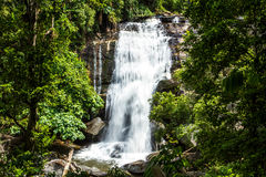 Sirithan waterfall chiangmai Thailand Stock Images