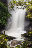 Sirithan waterfall Stock Photography