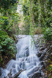Sirithan Waterfall Royalty Free Stock Images