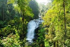 Sirithan Waterfall Royalty Free Stock Photography