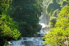 Sirithan Waterfall Royalty Free Stock Photo