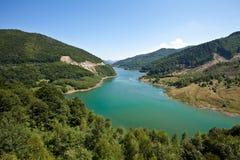湖siriu 库存照片