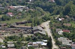 Siriu city Stock Photo