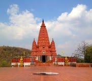 Siriwattanawisut tempel Royaltyfria Foton