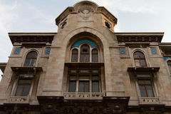Sirkeci Big Post Office Stock Images