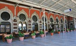 Sirkeci Dworzec, Istanbuł Zdjęcia Royalty Free
