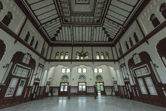 Sirkeci railway Station in Istanbul Royalty Free Stock Photography