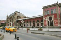 Sirkeci Train Station Royalty Free Stock Photos