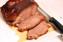 Sirloin joint royalty free stock photography