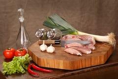 Sirloin pork Royalty Free Stock Image