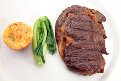 Sirloin steak Royalty Free Stock Image