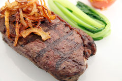 Sirloin steak Stock Image