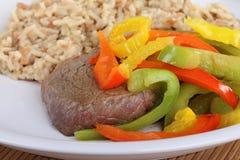 Sirloin Steak Royalty Free Stock Image