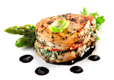 Sirloin steak Royalty Free Stock Photography