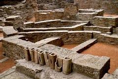 Sirmio - palazzo imperiale Immagine Stock