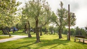 Sirmione Ιταλία Στοκ εικόνες με δικαίωμα ελεύθερης χρήσης