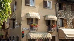 Sirmione Ιταλία Στοκ Εικόνες