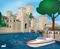 Sirmione Royalty Free Stock Image