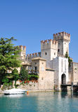 Sirmione Castle,Lake Garda Royalty Free Stock Photography