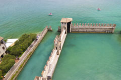 Sirmione city, Italy Royalty Free Stock Photos