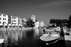 Sirmione, Italy Stock Image