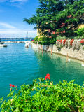 Sirmione, Italy royalty free stock images