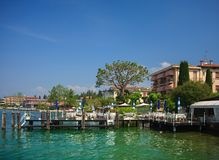 Sirmione Royalty Free Stock Photos