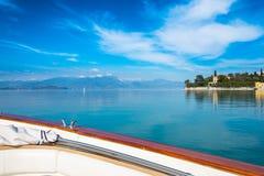 Sirmione - lago Garda Imagens de Stock